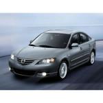 Вскрытие автомобиля Mazda (Мазда)